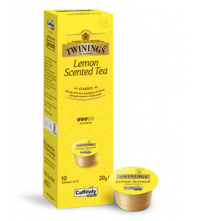 Caffitaly Lemon Scented Tea